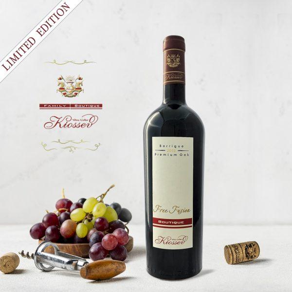 Red Free Fusion 750nl wine Kiossev
