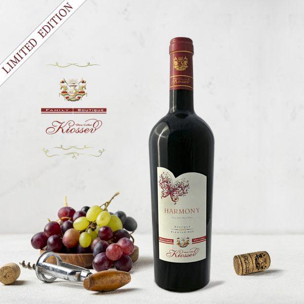 Harmony red wine Kiossev