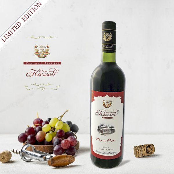 Mon Mar 2006 750ml wine Kiossev